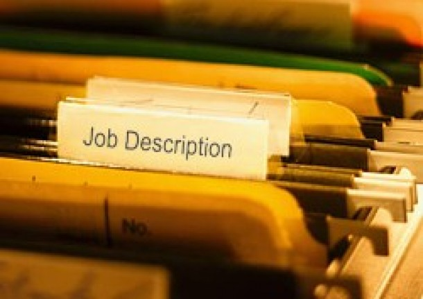 Word Job Description